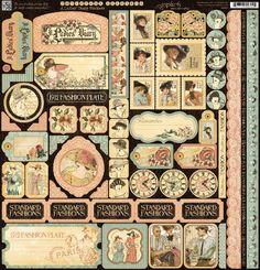 diary Stickers   Ladies Diary Stickers** 12 x 12 Sheet [GR4500517] - £4.50 : Lisa.B ...