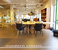 Begane grond, Modern Classic
