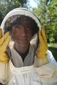 Beekeeper Neil