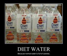 Diet Water??