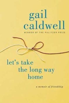 Pulitzer Prize-winning journalist Caldwell has penned a loving ode to a lost friend, Caroline Knapp, author of Drinking: A Love Story. Caldwell chronicles the friendship, from their first meeting to Knapp's death from lung cancer. The two women are truly soul sisters, with shared interests (dogs, hiking) and similar life paths (solitude, writing, surviving alcoholism)