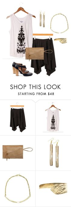 """Ethical Night out"" by ravenandlilyatx ❤ liked on Polyvore featuring Ravi, NightOut, Dancing and ethicalfashion"