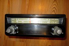VINTAGE CAR RADIO TRANSISTOR FOR MOSKVICH-408 mid 60s #MOSKVICH