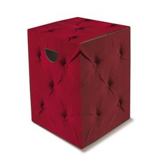 Royal Cardboard Stool now featured on Fab.