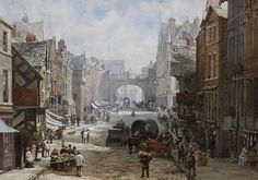 M. Ultiger, watercolor artist of London, 1880s - Yahoo Image Search Results