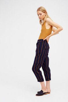 Womens BRODY PANT - Bohemian Summer Fashion Trend 2017