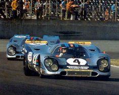 Vic Elford / Gijs van Lennep   Daytona 24 Hours 1971  chassis no-023