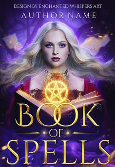premade cover design, Witch cover art, Paranormal cover design Fantasy Book Covers, Premade Book Covers, Paranormal, Cover Design, Cover Art, Literature, Witch, Author, Magic