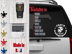 "6.5/"" CHIPPEWA PRIDE vinyl decal car window laptop sticker native american"