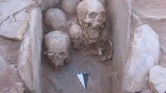 9,000-Year-Old #Skeletons Found in #Jordan had been Dismembered, Sorted, and Buried in Homes