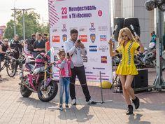Harley Davidsonin missikisat Pietarissa