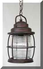 Old West Mining Lanterns - Rustic Lighting and Fans