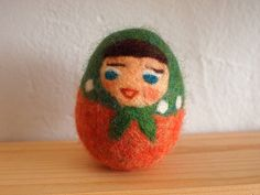 Egg shaped Matryoshka