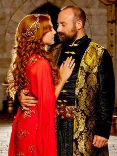 Hurrem and the Sultan (Muhtesem Yuzyil TV series)