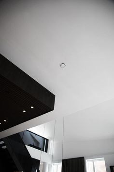 Penthouse CPH   Storm Air In - White   For a perfectly discreet installation og ventilation  STORM SYSTEM made in Denmark by oneA See more - www.oneA.dk