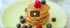 These 4-Ingredient Pancakes Make Breakfast a Breeze