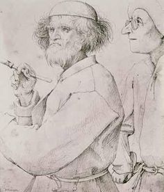[Bruegel - The Painter and the Art Lover]