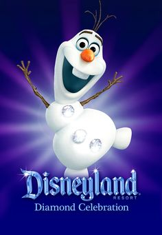 A new look that's worth melting for during the Disneyland® Resort Diamond Celebration. Come join us as we celebrate 60 dazzling years!