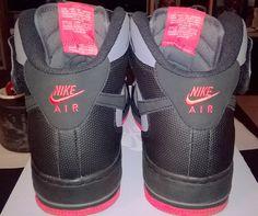 low priced ea115 108a8 My AF1 Black   Gray Mid ´07 Nike Air Force
