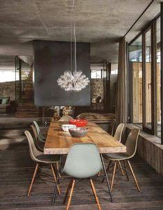 Mire estas ideas modernas de oficina, y vea cuán grande sería trabajar en un entorno como este. Vea más inspiraciones de diseño de interiores aquí www.covethouse.eu