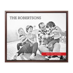 Modern Portrait Canvas Print, Brown, Single piece, 8 x 10 inches, Red