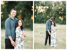 LDS engagement session in Provo Utah by wedding photographer Brooke Bakken | Sabrina + Ian | Engagement photos in Provo Utah | Modest Engagements | Utah Wedding Photography