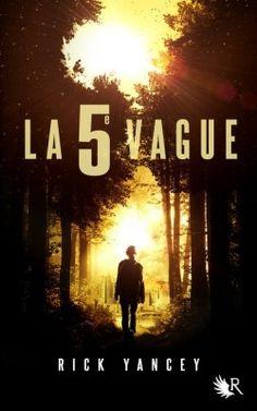La 5e vague par Rick Yancey Fin du monde- Humanité- Manipulation- Entraide http://cdilumiere.over-blog.com/2013/11/la-5e-vague-rick-yancey-laffont-r-2013-608-p.html