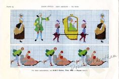 Gallery.ru / Фото #17 - Vintage DMC - New Designs - 6th Series - Dora2012