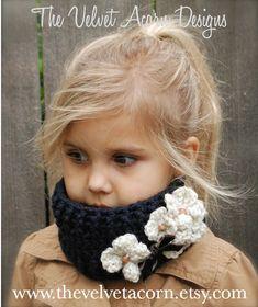 Crochet PATTERNThe Braxyn Warmer Toddler Child by Thevelvetacorn, $5.50