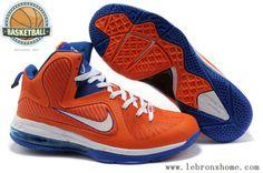 Nike Lebron 9 Black Varsity Red 469764 003   Kaitlyn Badal   Pinterest   Nike  lebron and Black