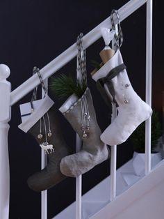 Am 6. Dezember ist Nikolaus und Ihre Lieben freuen sich nicht nur über reichlich Schokolade sondern, bestimmt auch über einen selbst genähten Nikolausstiefel. Hier geht es zur Anleitung.