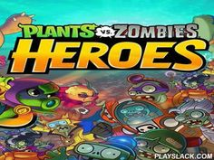 Plants Vs Zombies: Heroes  Android Game - playslack.com , Use states of your warrior, get an organization of exclusive friends and combat you foes on the field. In this game for Android, you can combat for the plants or zombies. appoint from many characters, each with its own strengths and imperfections. gather a little troop of plants and zombies who will aid the powerful warrior in arduous combats. Use warrior's qualities, place allegiant conquerors on the field, and prevail the combats…