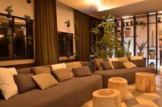 Casa FOA 2013: Jardin de Invierno para Bomanite - Silvina Descole #decoracion
