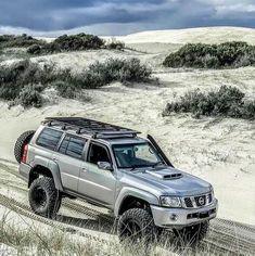 Nissan Patrol Y61, Nissan 4x4, Patrol Gr, Toyota Trucks, Expedition Vehicle, Japan Cars, Best Luxury Cars, Rigs, Dream Life