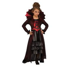 Dragon Queen Dress Cosplay Dragon Wings Witch Princess Dress con Cappello Viola
