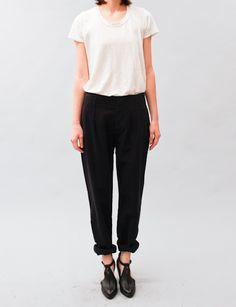 margaret howell | peak back trouser