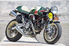 Ducat Cafe Racer - Unique Cycle Work - RocketGarage