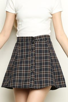 Brandy ♥ Melville | Brya Skirt - Skirts - Bottoms - Clothing