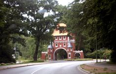 Speckenbutel Stadtpark, Bremerhaven,(northern) Germany Once the royals and Kaisers hunting park.