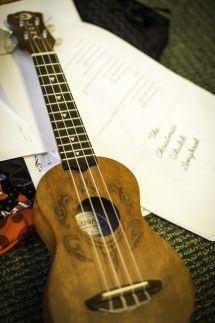 Bell Trace Ukulele Club. Photo by Tyagan Miller.