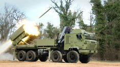 Tamnava MLRS | High firepower with the ability to launch 122 and 262 mm rockets Rockets, Military Vehicles, Monster Trucks, Product Launch, News, Army Vehicles, Lockets, Rocket Ships