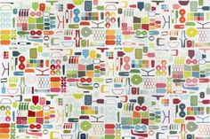 The Puzzle Rug by Edward Barber and Jay Osgerby for The Rug Company.Textile Blog - | Trends | Style | Innovation | Technology | Textilepedia - The Textile Encyclopedia