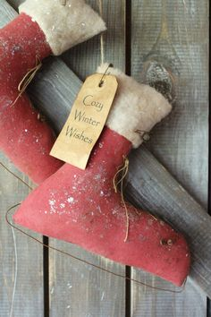 Primitive Grungy Ice Skates - Christmas Decor - Winter Decor by CountryRusticPrims on Etsy https://www.etsy.com/listing/202063474/primitive-grungy-ice-skates-christmas