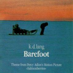 k.d.lang - Barefoot