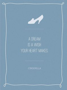 No matter how your heart is grieving if you keep on believing the dream that you wish will come true :)