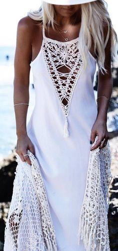 Summer Crochet Chic