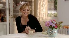 Sophie Dahl, the perfect homemaker!