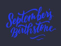 The post Septembers Birthstone appeared first on DICKLEUNG DESIGN GROUP.  Uncategorized