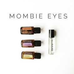 Calling all moms or those that are sleep deprived for other reasons  this blend is great for those pesky dark circles that we sometimes have around our eyes  no make up needed using this consistently. Mix 15 drops each frankinscence, lemon, and lavender in a 10ml rollerbottle and top off with vitamin E oil. Then roll under eyes in the evening (avoid getting directly in your eyes). Lemon is photosensitive so don't apply right before going in the sun. . Tag a momma that could use this blen...