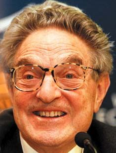"""THE SORRY TALE OF GEORGE SOROS    Click to read // International man of crime!! This isn't his real name; he """"americanized"""" it so he didn't sound so..commie!"""